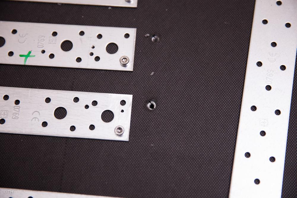 die Festplatten-Grundplatten