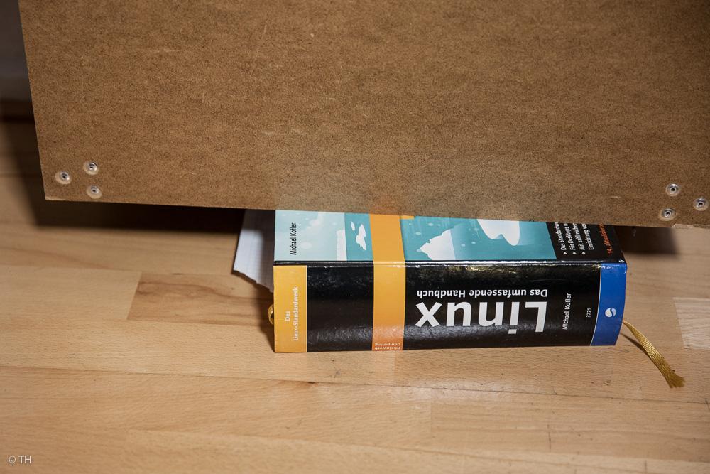 Kofler Linux für die Montage